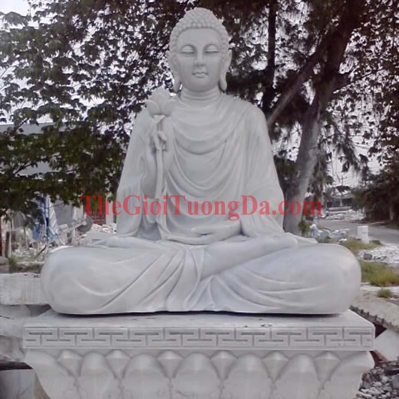 Tượng Phật Thích Ca Điêu Khắc