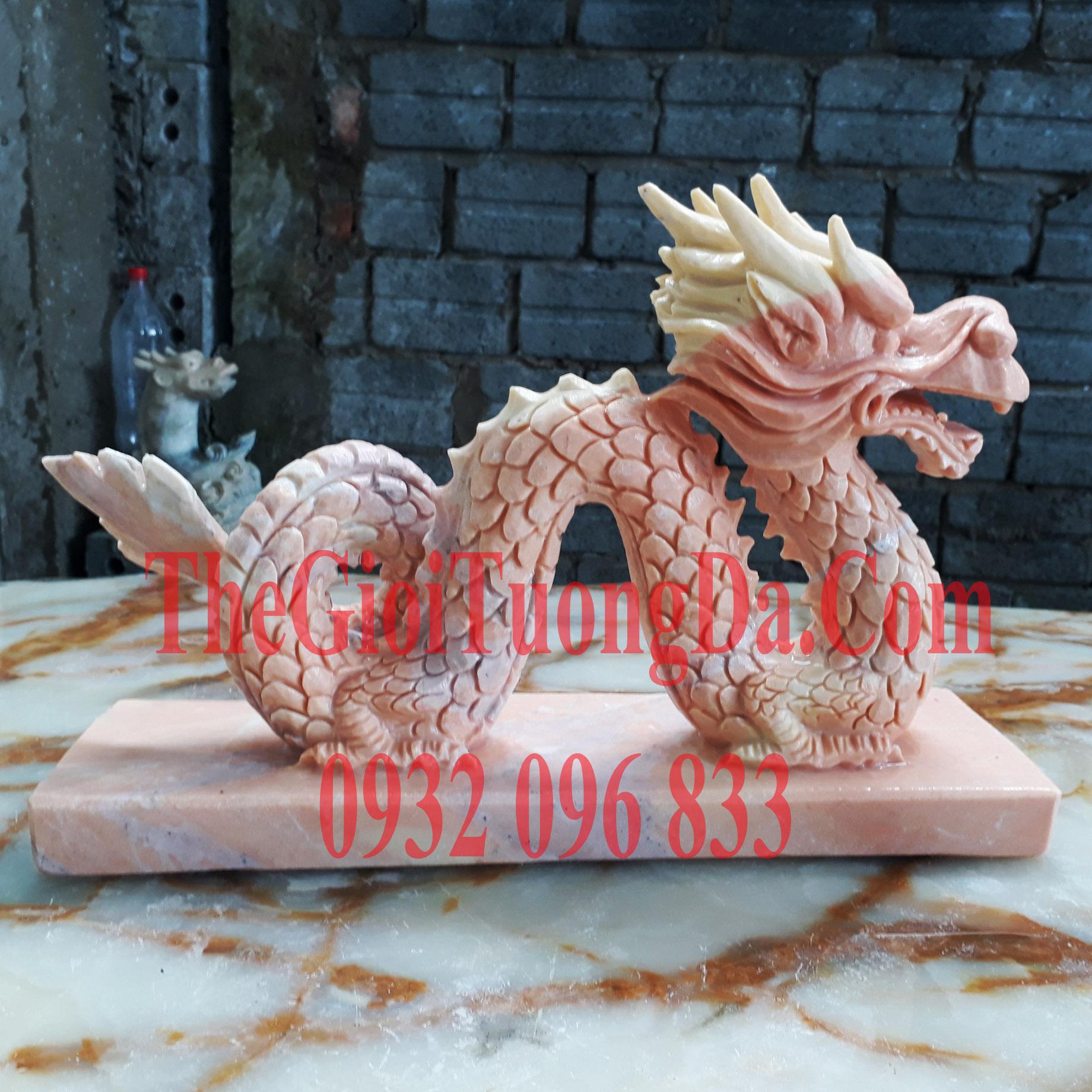 Tượng Rồng Đá Phong Thủy