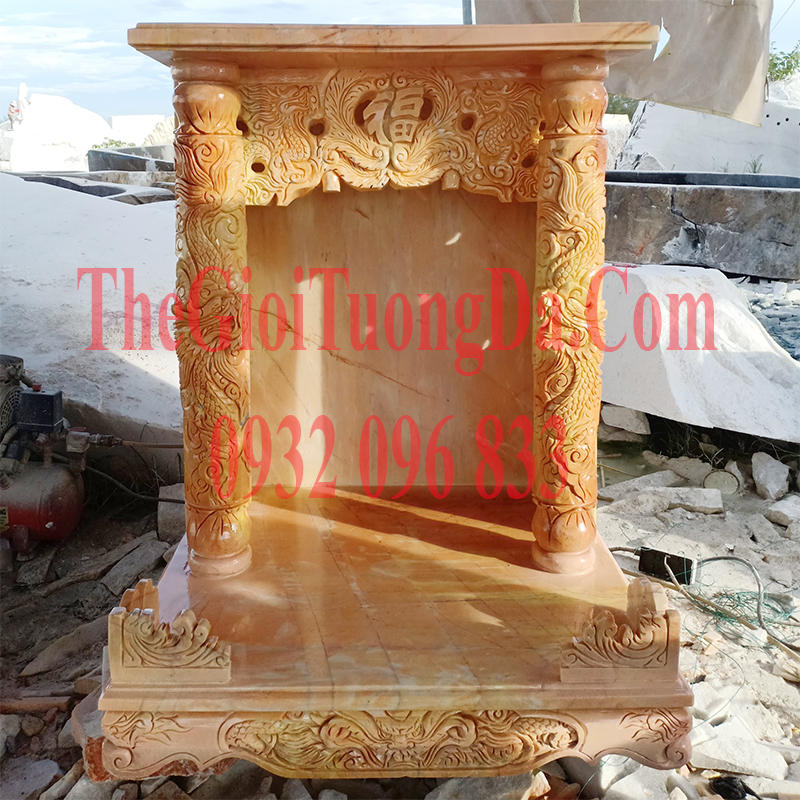 The Marble Altar Table Sculpture
